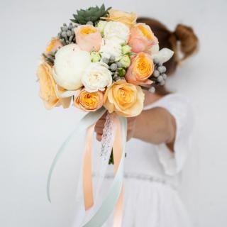 Bouquet De Mariee Mary
