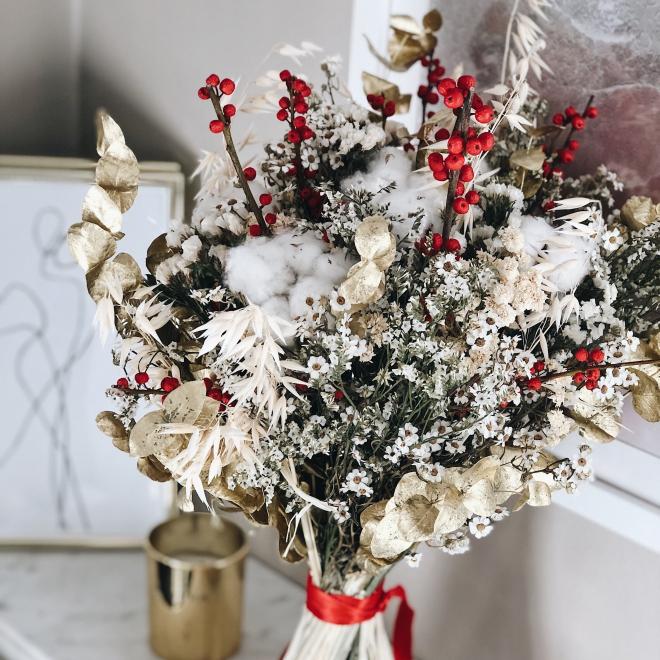 Bouquet séché Mia