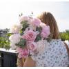Portofino, pivoines Duchesse - France Fleurs