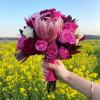 Bouquet de mariée Rosalie