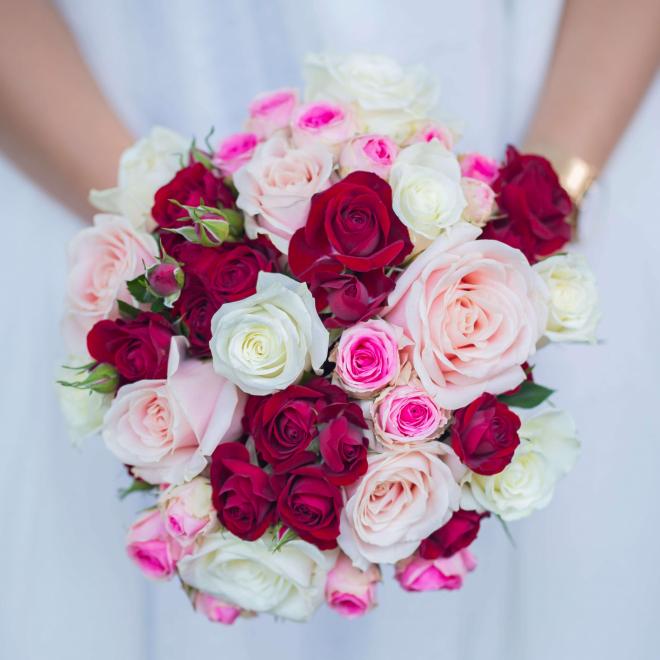 Bouquet de mariée Emma