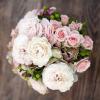 Bouquet de mariée Clara