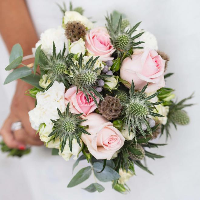 Bouquet de mariée Zoé