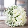 Bouquet de mariée Romantique Chic - France Fleurs