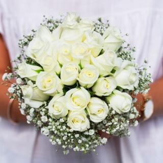 Bouquet de mariée Juliette - France Fleurs