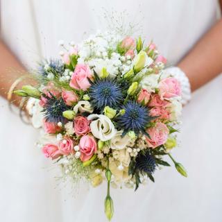 Bouquet de mariée Sophie