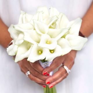 Bouquet de mariée Émilie