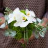 Bouquet de mariée Zen