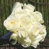 Bouquet de mariée Alice - blanc