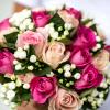 Bouquet de mariée Tagada
