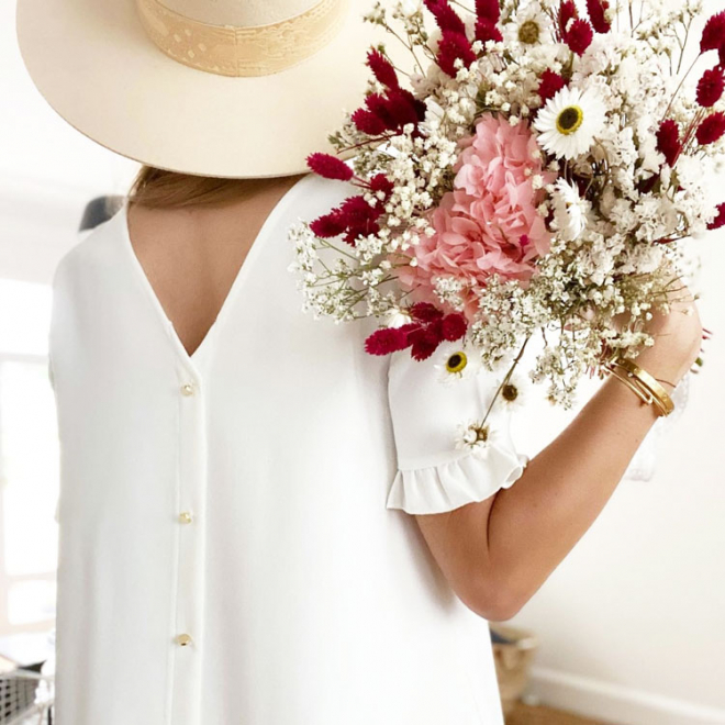 Bouquet séché Laure