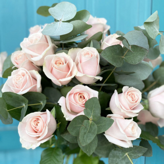 Bouquet de roses Sweet Avalanche - France Fleurs