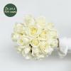 Bouquet de roses blanches sur mesure - Livraison fleurs - France Fleurs