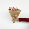 Bouquet sec fuchsia