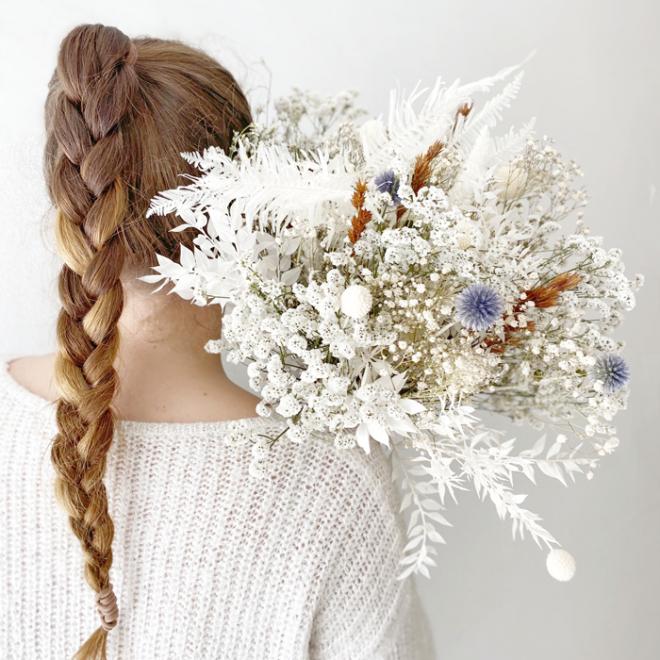 Bouquet séché Alba