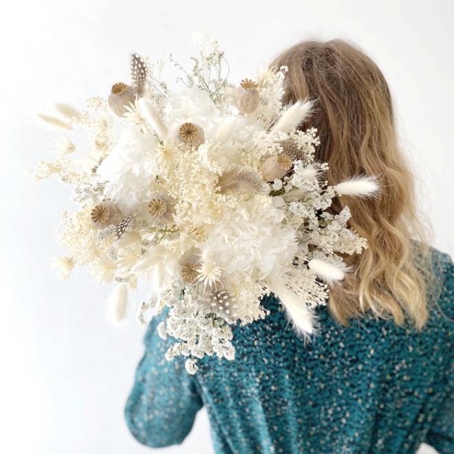 Bouquet séché Paloma