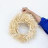 Couronne de blé séché