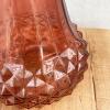 Vase Edouard rose