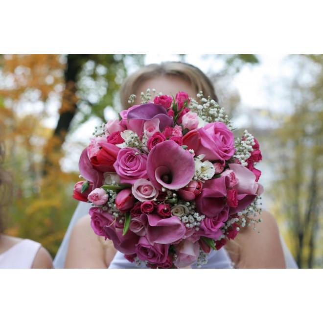 Bouquet de mariée 26