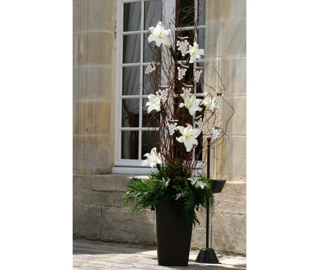 D coration ext rieure 16 france fleurs for Decoration exterieure
