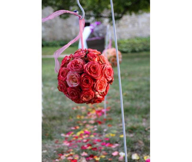 boule mousse mouillable accessoire de d coration florale france fleurs. Black Bedroom Furniture Sets. Home Design Ideas