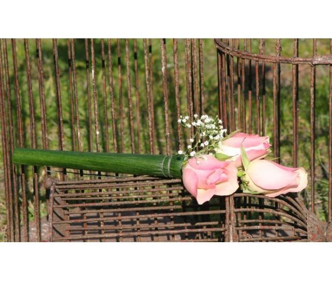 Banc D 233 Glise Romantique Fleurs Mariage My Wedding Box