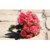 Bouquet à jeter fushia