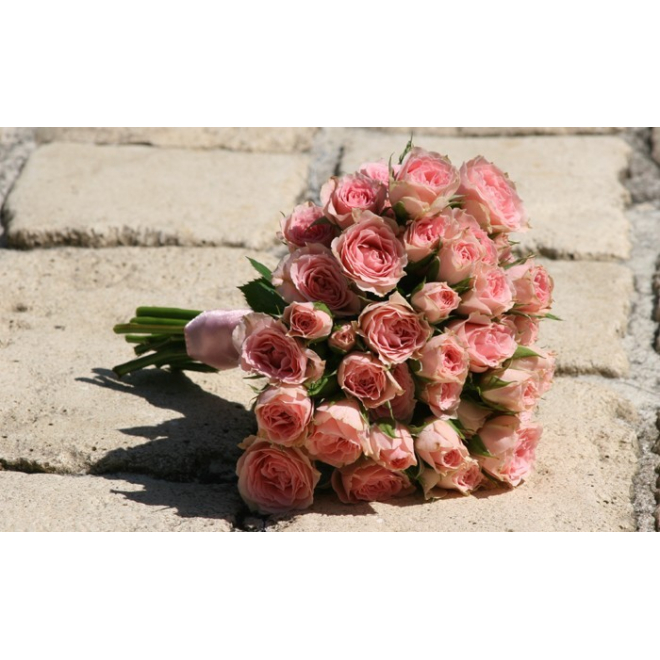 Bouquet à jeter