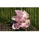 Bouquet demoiselle d'honneur Romantique parme