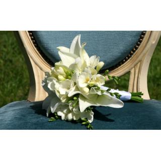 Bouquet demoiselle d'honneur Classic Chic