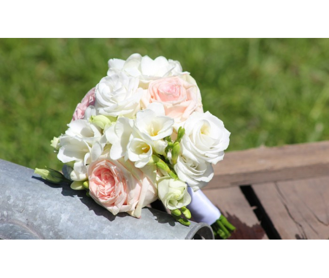 bouquet demoiselle d 39 honneur champ tre my wedding box france fleurs. Black Bedroom Furniture Sets. Home Design Ideas