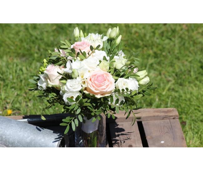 centre de table champ tre fleurs mariage my wedding box. Black Bedroom Furniture Sets. Home Design Ideas