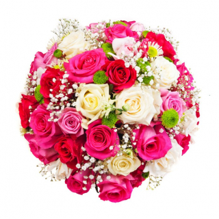 bouquet 40 roses roses livraison bouquet de roses france fleurs. Black Bedroom Furniture Sets. Home Design Ideas