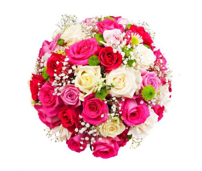 Bouquet de roses festival livraison fleurs pas ch res for Fleurs livrees pas cheres