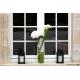 Composition à base d'arums et d'hortensias - France Fleurs