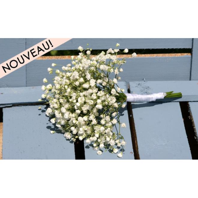 Bouquet demoiselle d'honneur Délicat - My Wedding Box