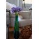 Agapanthe bleue en situation - France Fleurs