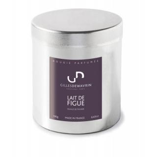 Bougie parfumée Lait de Figue Gilles Dewavrin - France Fleurs
