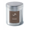 Bougie parfumée Havane Gilles Dewavrin - Fleurs et Bougies - France Fleurs