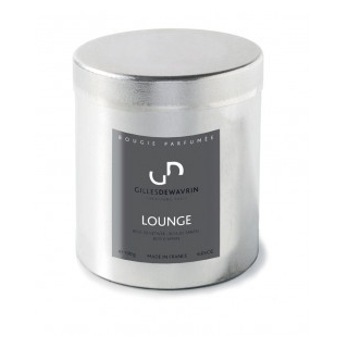 Bougie parfumée Lounge Gilles Dewavrin - France Fleurs