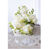 Freesia blanc - suggestion de bouquet