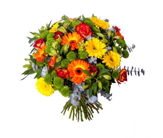 bouquet soleil livraison bouquet de fleurs france fleurs