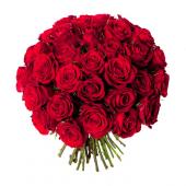 Bouquet 40 roses rouges