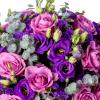 Bouquet de Lisianthus - livraison fleurs - France Fleurs