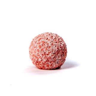 Boule de roses décorative 7 cm - France Fleurs