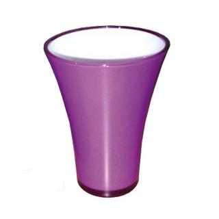 Dimensions du vase violet - France Fleurs