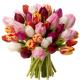 Bouquet de tulipes - livraison tulipes - France Fleurs