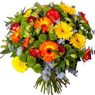 Bouquet Soleil - livraion bouquet - France Fleurs