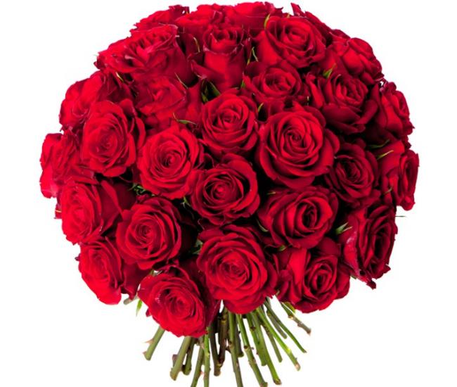 bouquet 40 roses rouges livraison fleurs saint valentin. Black Bedroom Furniture Sets. Home Design Ideas