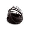 Bobine fil d'aluminium noire (60 m.) - France Fleurs